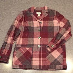 NWOT Pendleton Iconic Women's '49er Blazer Jacket